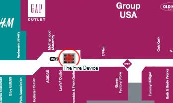 Smart Client Workspace - Map Alarm