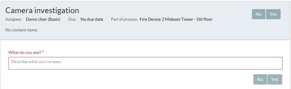 Smart Client Workspace - Workflow tab - Activity Panel